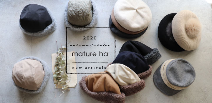 mature ha.2020aw collection