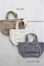 2WAY INSIDE DOUBLE POCKET MINI TOTE BAG(ARMEN)