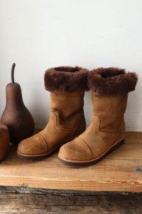 SEEPSKIN LONG ROPER BOOTS(Punto pigro)