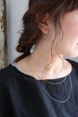 真鍮 ネックレス(TRIM)