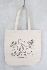 YEAR TOTE(BIRDS' WORDS)