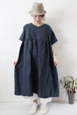 【4月上旬入荷 予約販売*】sucre別注 Linen wide gather OP(HEAVENLY)<img class='new_mark_img2' src='https://img.shop-pro.jp/img/new/icons8.gif' style='border:none;display:inline;margin:0px;padding:0px;width:auto;' />