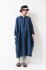 COLOR LINEN DRESS(ichi Antiquite's)