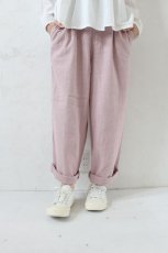 Linen Tuck Pants(marble SUD)<img class='new_mark_img2' src='https://img.shop-pro.jp/img/new/icons8.gif' style='border:none;display:inline;margin:0px;padding:0px;width:auto;' />