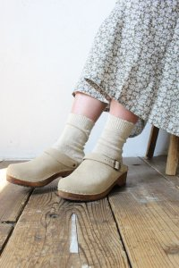 REGULAR HELL CLOGS WITH STRAP(EXPERT)