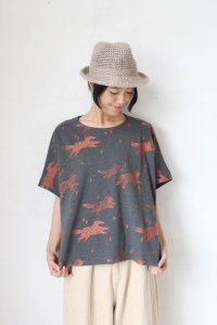 EMB Kitsune アンプルTEE(marble SUD)<img class='new_mark_img2' src='https://img.shop-pro.jp/img/new/icons8.gif' style='border:none;display:inline;margin:0px;padding:0px;width:auto;' />