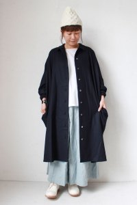 wide shirt coat(mizuiro ind)