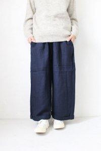 Wool Linen Wide Long PT(HEAVENLY)