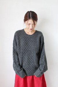 Alpaca Mix Knit 2WAY CD(HEAVENLY)