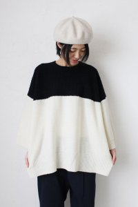 bicolor crew neck PO(mizuiro ind)<img class='new_mark_img2' src='https://img.shop-pro.jp/img/new/icons8.gif' style='border:none;display:inline;margin:0px;padding:0px;width:auto;' />