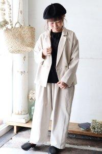 Melange Ox Tailored Jacket(un cinq)