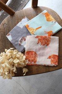 handkerchief *animal(松尾ミユキ)