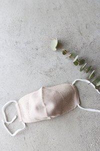 ice mask 同色2枚SET(sato-knit)
