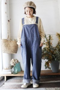 DENIM OVERALL(chimala)