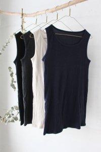 ST-019 TEREKO TANK*cotton*(Veritecoeur)