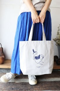 TOTE BAG みなみちゃん(marble SUD)<img class='new_mark_img2' src='https://img.shop-pro.jp/img/new/icons8.gif' style='border:none;display:inline;margin:0px;padding:0px;width:auto;' />