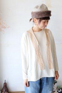 Cotton レース衿(Vlas Blomme)