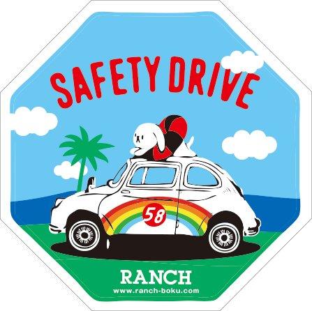 スバル/SAFETY DRIVE<br />(CARステッカー)