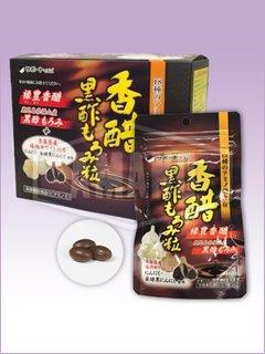香醋・黒酢もろみ粒 60粒×12袋