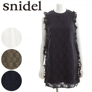 SNIDEL スナイデル レースIラインOP SWFO162085 【16SS2】【SALE】【50%OFF】<img class='new_mark_img2' src='https://img.shop-pro.jp/img/new/icons20.gif' style='border:none;display:inline;margin:0px;padding:0px;width:auto;' />