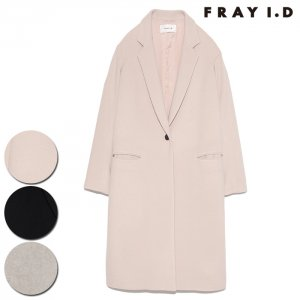 【SOLDOUT】FRAYI.D フレイアイディー コクーンチェスターコート FWFC164009 【16AW1】【50☆】<img class='new_mark_img2' src='//img.shop-pro.jp/img/new/icons47.gif' style='border:none;display:inline;margin:0px;padding:0px;width:auto;' />