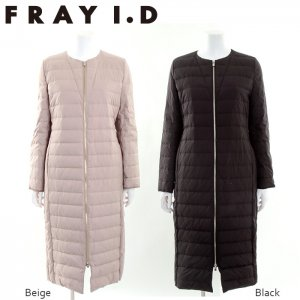 FRAYI.D フレイアイディー ダウンライトコート FWFC164012 【16AW1】【SALE】【40%OFF】 <img class='new_mark_img2' src='//img.shop-pro.jp/img/new/icons20.gif' style='border:none;display:inline;margin:0px;padding:0px;width:auto;' />