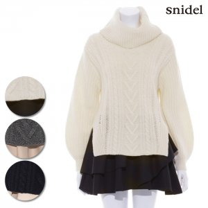 SNIDEL ���ʥ��ǥ� ���᡼���˥åȥ����OP SWNO164060 ��16AW1�� �ڿ���� <img class='new_mark_img2' src='//img.shop-pro.jp/img/new/icons11.gif' style='border:none;display:inline;margin:0px;padding:0px;width:auto;' />