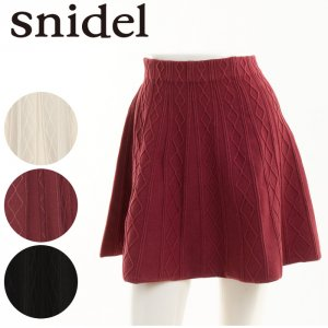 SNIDEL ���ʥ��ǥ� �˥åȥե쥢SK SWNS164114 ��16AW1�� �ڿ���� <img class='new_mark_img2' src='http://diva-brandshop.com/img/new/icons11.gif' style='border:none;display:inline;margin:0px;padding:0px;width:auto;' />