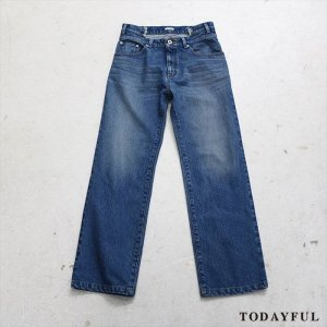 【SOLDOUT】TODAYFUL トゥデイフル NANCY's Denim 11621416 【16AW2】 <img class='new_mark_img2' src='https://img.shop-pro.jp/img/new/icons47.gif' style='border:none;display:inline;margin:0px;padding:0px;width:auto;' />