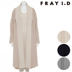 【SOLDOUT】FRAYI.D フレイアイディー ルーズボリュームガウン FWFC165201 【16AW2】 【50☆】 <img class='new_mark_img2' src='https://img.shop-pro.jp/img/new/icons47.gif' style='border:none;display:inline;margin:0px;padding:0px;width:auto;' />