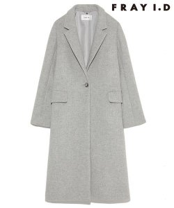 【SOLDOUT】FRAYI.D フレイアイディー ウールチェスターコート FWFC165203 【16AW2】【50☆】<img class='new_mark_img2' src='https://img.shop-pro.jp/img/new/icons47.gif' style='border:none;display:inline;margin:0px;padding:0px;width:auto;' />