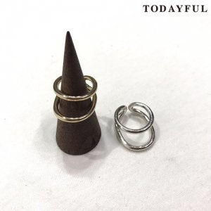 TODAYFUL トゥデイフル Steric Ring 11710951 【17SS2】【先行予約】【クレジット限定 納期6月頃】 <img class='new_mark_img2' src='//img.shop-pro.jp/img/new/icons15.gif' style='border:none;display:inline;margin:0px;padding:0px;width:auto;' />