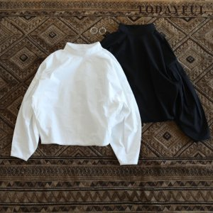 TODAYFUL トゥデイフル Standcollar Short Blouse 11720432 【17AW2】【先行予約】【クレジット限定 納期11月〜12月頃予定】 <img class='new_mark_img2' src='https://img.shop-pro.jp/img/new/icons15.gif' style='border:none;display:inline;margin:0px;padding:0px;width:auto;' />