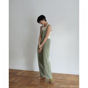 TODAYFUL トゥデイフル Washed Twill Salopette 11910340 【19SS2】【新作】 <img class='new_mark_img2' src='https://img.shop-pro.jp/img/new/icons11.gif' style='border:none;display:inline;margin:0px;padding:0px;width:auto;' />