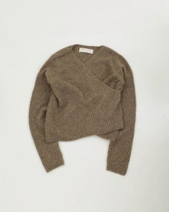 TODAYFUL トゥデイフル Cache-coeur Yak Knit 11920517 【19AW1】【先行予約】【クレジット限定 納期9月〜10月頃予定】 <img class='new_mark_img2' src='https://img.shop-pro.jp/img/new/icons15.gif' style='border:none;display:inline;margin:0px;padding:0px;width:auto;' />