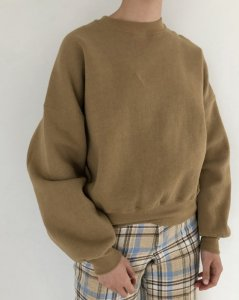 TODAYFUL トゥデイフル Heavycotton Dolman Sweat 11920614 【19AW1】【先行予約】【クレジット限定 納期9月〜10月頃予定】 <img class='new_mark_img2' src='https://img.shop-pro.jp/img/new/icons15.gif' style='border:none;display:inline;margin:0px;padding:0px;width:auto;' />