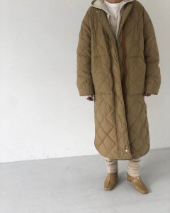TODAYFUL トゥデイフル Quilting Down Coat 11920007 【19AW2】【先行予約】【クレジット限定 納期11月〜12月頃予定】 <img class='new_mark_img2' src='//img.shop-pro.jp/img/new/icons15.gif' style='border:none;display:inline;margin:0px;padding:0px;width:auto;' />