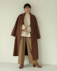 TODAYFUL トゥデイフル Wool Over Coat 11920008 【19AW2】【先行予約】【クレジット限定 納期11月〜12月頃予定】 <img class='new_mark_img2' src='https://img.shop-pro.jp/img/new/icons15.gif' style='border:none;display:inline;margin:0px;padding:0px;width:auto;' />