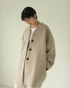TODAYFUL トゥデイフル Wool Cocoon Coat 11920009 【19AW2】【新作】 <img class='new_mark_img2' src='https://img.shop-pro.jp/img/new/icons11.gif' style='border:none;display:inline;margin:0px;padding:0px;width:auto;' />