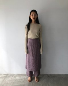 TODAYFUL トゥデイフル Crewneck Sheer Knit 12010512 【20SS1】【SALE】【20%OFF】<img class='new_mark_img2' src='https://img.shop-pro.jp/img/new/icons20.gif' style='border:none;display:inline;margin:0px;padding:0px;width:auto;' />