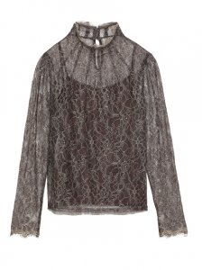 LILY BROWN リリーブラウン タックデザインレーストップス LWFT202015 【20SS2】【SALE】【30%OFF】<img class='new_mark_img2' src='https://img.shop-pro.jp/img/new/icons20.gif' style='border:none;display:inline;margin:0px;padding:0px;width:auto;' />