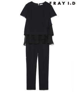 【SOLDOUT】FRAYI.D フレイアイディー フリルブラウスセットアップ FWFO165663 【16AW2】【50☆】<img class='new_mark_img2' src='https://img.shop-pro.jp/img/new/icons47.gif' style='border:none;display:inline;margin:0px;padding:0px;width:auto;' />
