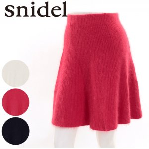 SNIDEL スナイデル ファーライクフレアSK SWNS165131 【16AW2】【SALE】【50%OFF】 <img class='new_mark_img2' src='https://img.shop-pro.jp/img/new/icons20.gif' style='border:none;display:inline;margin:0px;padding:0px;width:auto;' />
