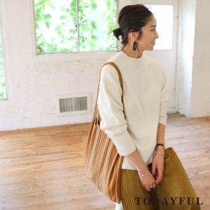 TODAYFUL トゥデイフル Tasmania Wool Knit 11720549 【17AW2】【新作】 <img class='new_mark_img2' src='https://img.shop-pro.jp/img/new/icons11.gif' style='border:none;display:inline;margin:0px;padding:0px;width:auto;' />