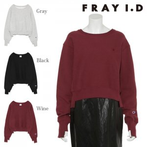 FRAYI.D フレイアイディー チャンピオンリバースウィーブPO FWCT174028 【17AW1】【新作】<img class='new_mark_img2' src='https://img.shop-pro.jp/img/new/icons11.gif' style='border:none;display:inline;margin:0px;padding:0px;width:auto;' />