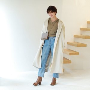 TODAYFUL トゥデイフル Shaggy Over Coat 11820010 【18AW2】【30%OFF】<img class='new_mark_img2' src='https://img.shop-pro.jp/img/new/icons20.gif' style='border:none;display:inline;margin:0px;padding:0px;width:auto;' />
