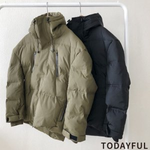 【SOLDOUT】TODAYFUL トゥデイフル Hoodie Down JK 11820107 【18AW2】【人気商品】<img class='new_mark_img2' src='https://img.shop-pro.jp/img/new/icons47.gif' style='border:none;display:inline;margin:0px;padding:0px;width:auto;' />