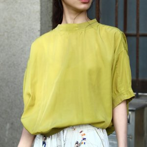 TODAYFUL トゥデイフル Vintage Satin Pullover 11810424 【18SS2】【先行予約】【クレジット限定 納期5月〜6月頃予定】 <img class='new_mark_img2' src='https://img.shop-pro.jp/img/new/icons15.gif' style='border:none;display:inline;margin:0px;padding:0px;width:auto;' />