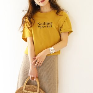 TODAYFUL トゥデイフル Nothing Special Tee 11810636 【18SS2】【先行予約】【クレジット限定 納期6月〜7月頃予定】 <img class='new_mark_img2' src='https://img.shop-pro.jp/img/new/icons15.gif' style='border:none;display:inline;margin:0px;padding:0px;width:auto;' />