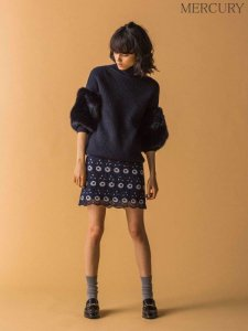 【SOLDOUT】MERCURY マーキュリー BIGファースリーブKT 001662600301 【16AW2】【50☆】<img class='new_mark_img2' src='https://img.shop-pro.jp/img/new/icons47.gif' style='border:none;display:inline;margin:0px;padding:0px;width:auto;' />